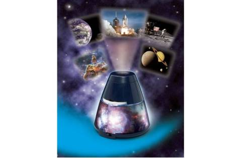 Space Explorer Room Projector £12.95 click to visit Wicked Uncle