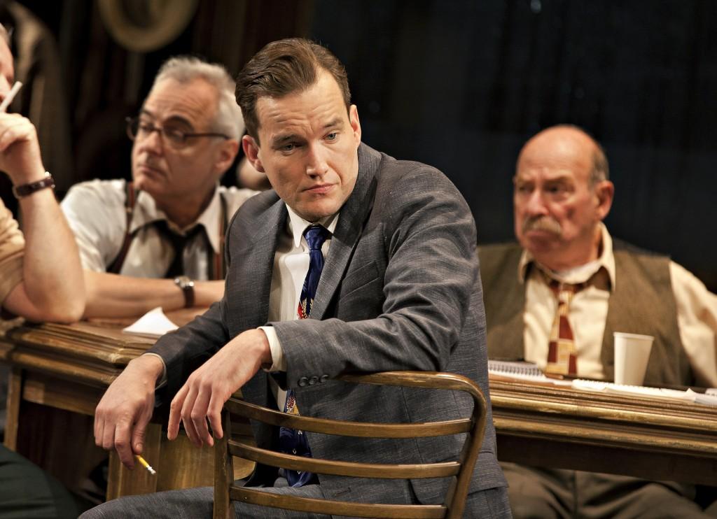 Gareth David Lloyd - Twelve Angry Men