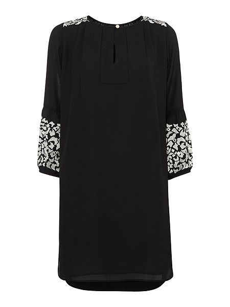 Biba Embroidered tunic dress £62.50 click to visit House of Fraser