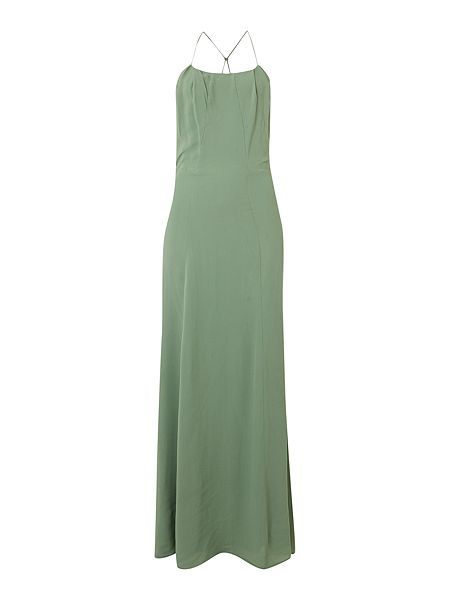 Label Lab Beaded back strappy maxi dress £129 click to visit House of Fraser