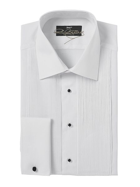 Paul Costelloe Stud dress shirt £69 click to visit House of Fraser