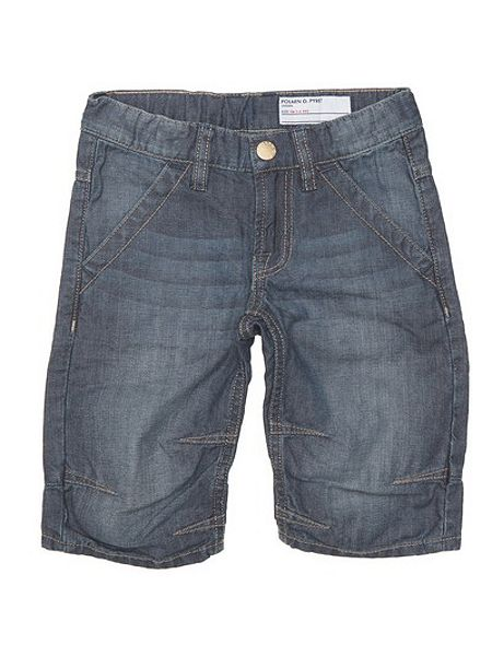 Polarn O. Pyret Kids denim shorts now £17.60 click to visit House of Fraser