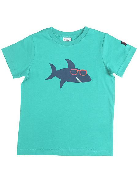 Polarn O. Pyret Kids animal motif t-shirt now £7.20 click to visit House of Fraser