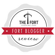 The Fort Shopping Park Blogger Badge