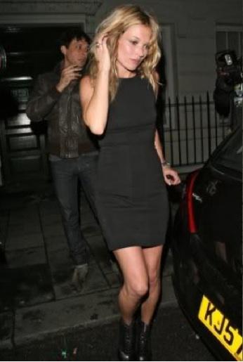 Kate Moss loves a LBD
