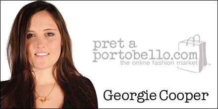 Georgina Cooper, one of the founders of Pretaportobello