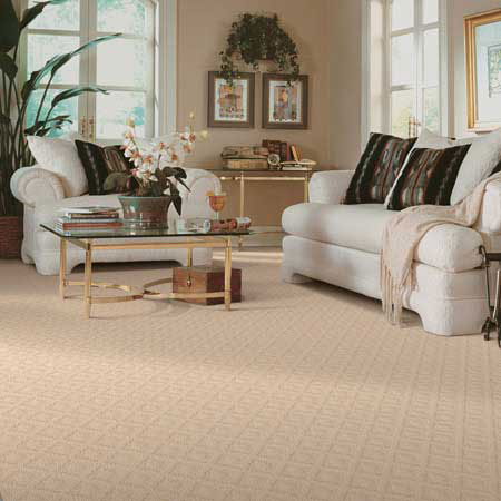 Flooring maintenance in a busy family home fashionmommy for Living room carpet ideas
