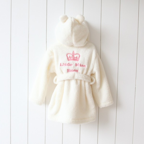 Personalised Royal Crown Robe £30.00 click to visit My 1st Years