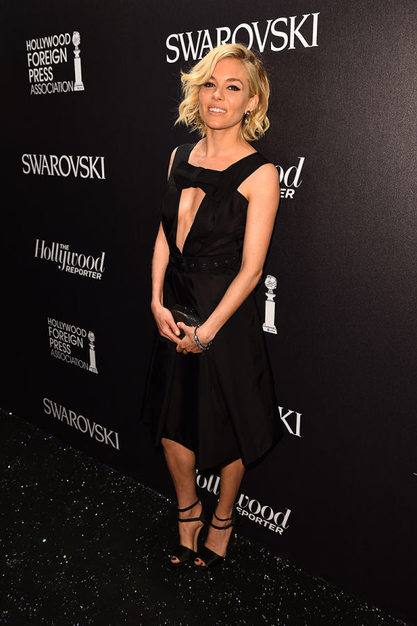 Hollywood Reporter & Swarovski Party - The 68th Annual Cannes Film Festival