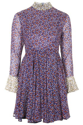 Ottoline Silk Dress by Unique     Price: £225.00 click to visit Topshop