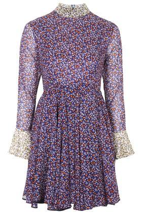 Ottoline Silk Dress by Unique     Price: £225.00 click to visit Topshop