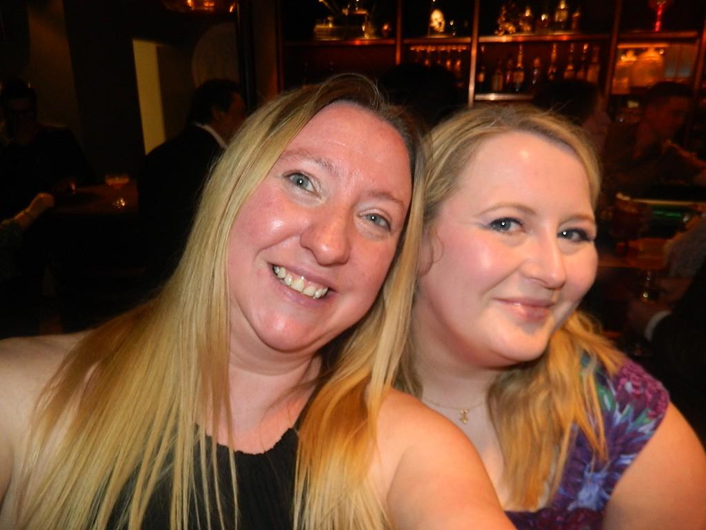 Selfie with Emily Jayne...