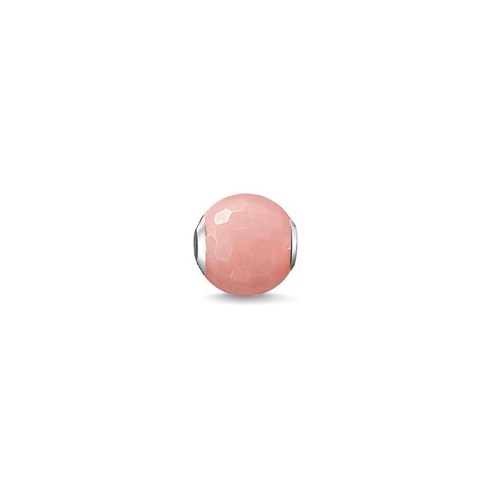 Thomas Sabo Karma Hot Pink Bamboo Coral Bead £16.95 click to visit Silvertree