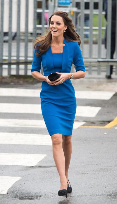 Kate Middleton is a huge fan of LK Bennett