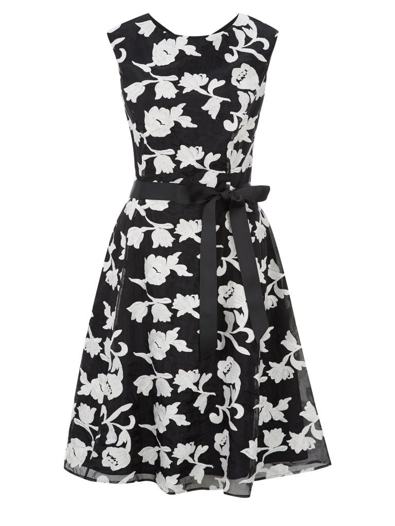 ORGANZA FLORAL DRESS  £59.00 click to visit Kaliko