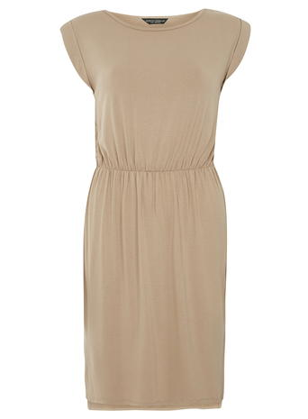 Stone t-shirt midi dress     Price: £15.00 click to visit Dorothy Perkins