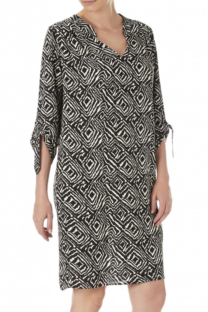 Petite Safari Printed Dress     Was £40.00 Now £20.00 click to visit Wallis