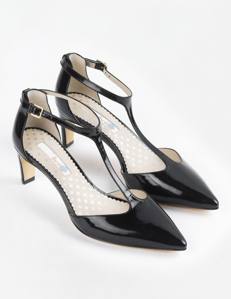 Beatrice Mid Heel from £110 click to visit Boden