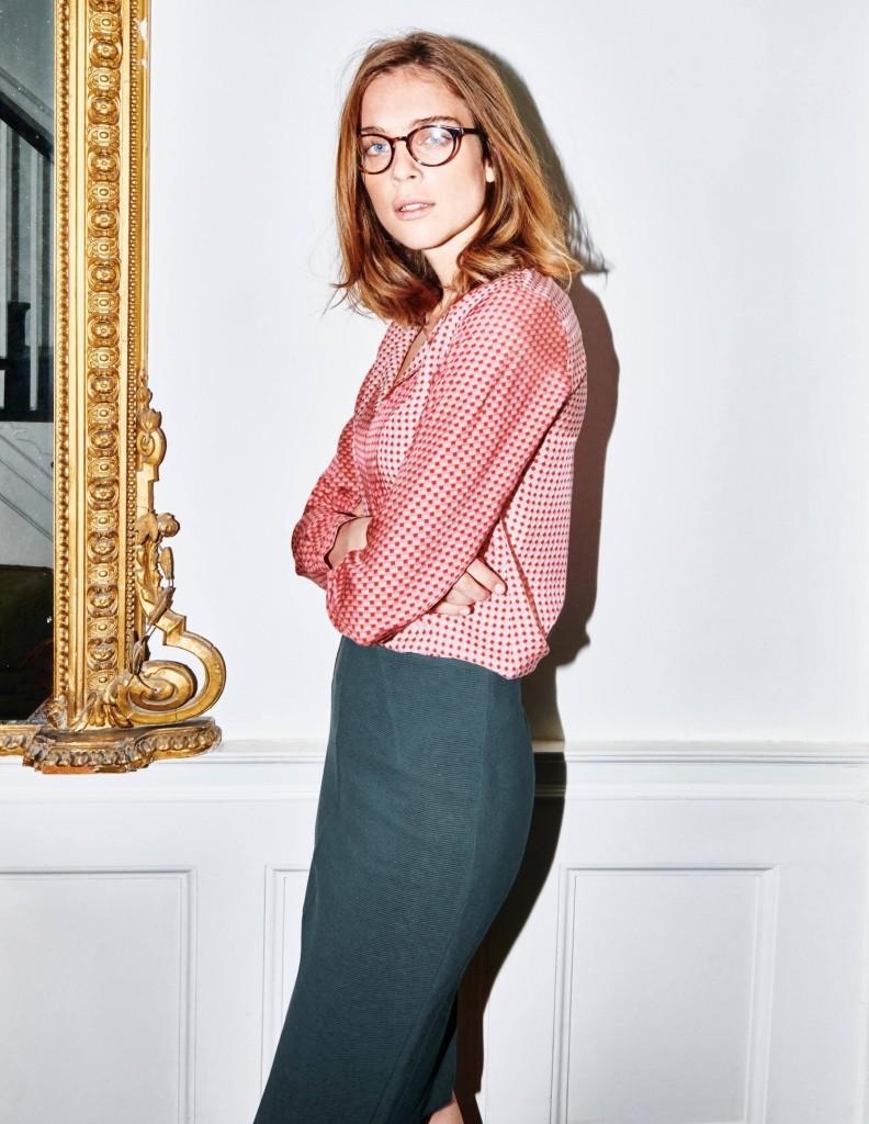 Aurelia Ottoman Skirt  £59 click to visit Boden