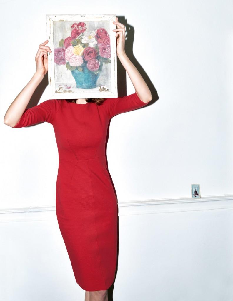 Aurelia Ottoman Dress £89 click to visit Boden
