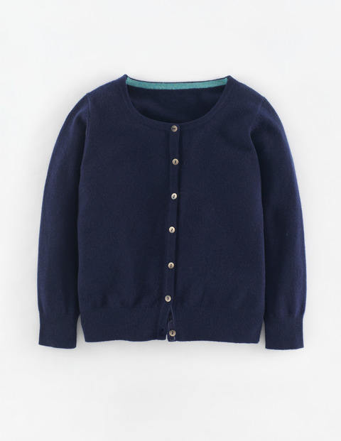 Cropped Cashmere Cardigan £89 click to visit Boden