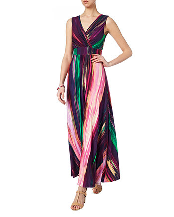 Clemence Maxi Dress Sale £79.00 was £99.00 click to visit Phase Eight
