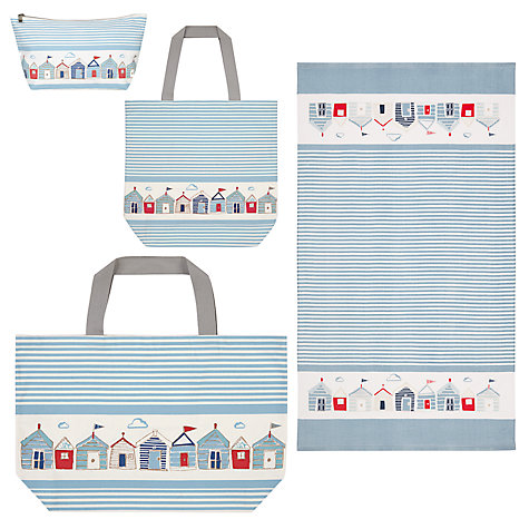 Beach Huts Holiday Set from £10 - £20 click to visit John Lewis