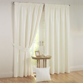 These are beautiful blackout curtains.