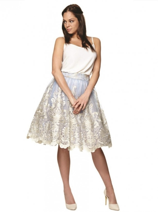 Chi Chi Roseanna Skirt Was: £44.99Now: £24.99 click to visit Chi Chi London