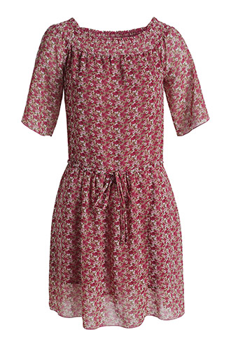 lightweight dress with a floral pattern £ 45.00 click to visit Esprit