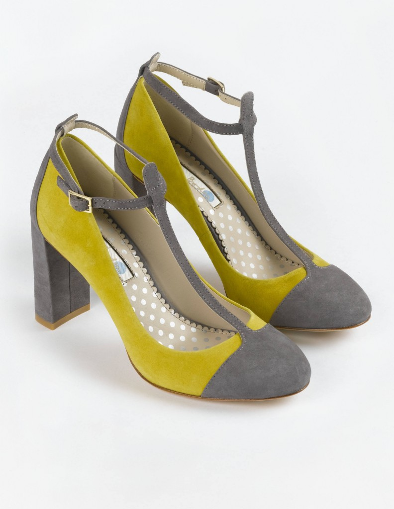 Lucinda Heel now from £107.10 click to visit Boden