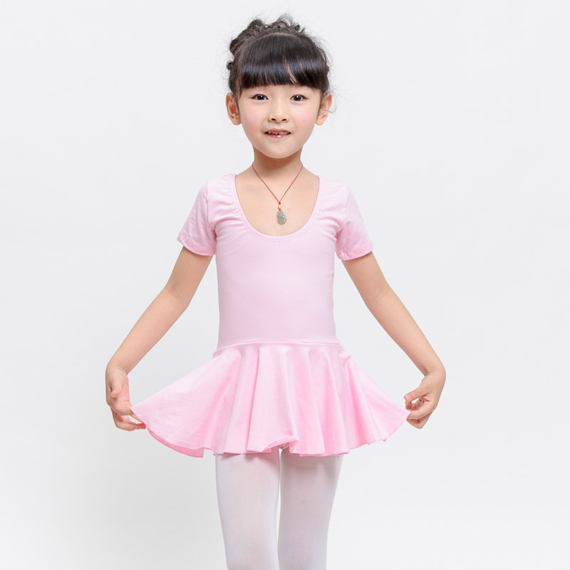 3-Colors-Pink-Ballet-Dress-For-Children-Rose-Gymnastics-Leotard-For-Girls-Blue-Leotards-with-Skirt