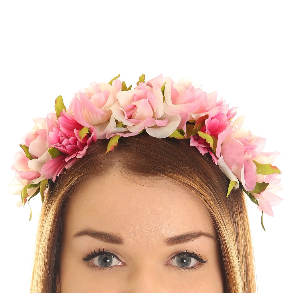 Large Pink Flowers Headband £12 click to visit Claire's