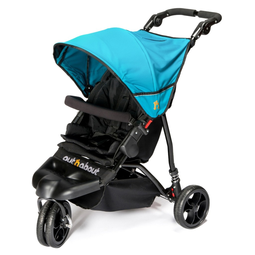 Out n About Little Nipper (Marine Blue) Pushchairs now £199.00 click to visit Babythingz