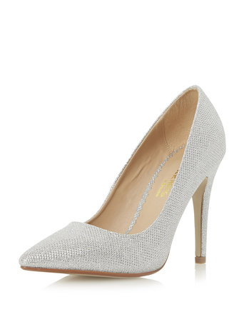 Head Over Heels Audrine Pointed Toe Court Shoe     Price: £39.00 click to visit Dorothy Perkins