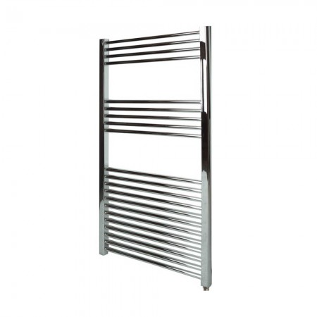 Classic Chrome Electric Towel Rail from £149 click to visit Best Electric Radiators