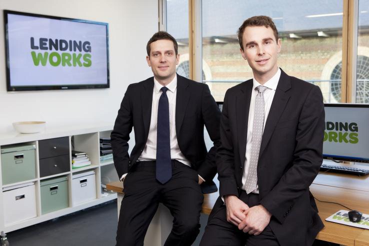 The Team behind Lending Works
