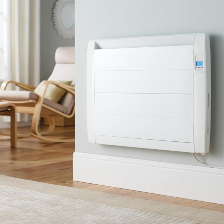 Slimline Digital Electric Radiator from £199 click to visit Best Electric Radiators