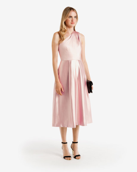 EDY One shoulder dress     £299 click to visit Ted Baker