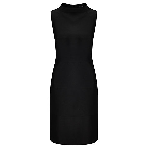 Bruce by Bruce Oldfield Wool Silk Panel Dress, Black £160 click to visit John Lewis