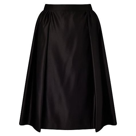 Bruce by Bruce Oldfield Print Foil Skirt, Black £130 click to visit John Lewis
