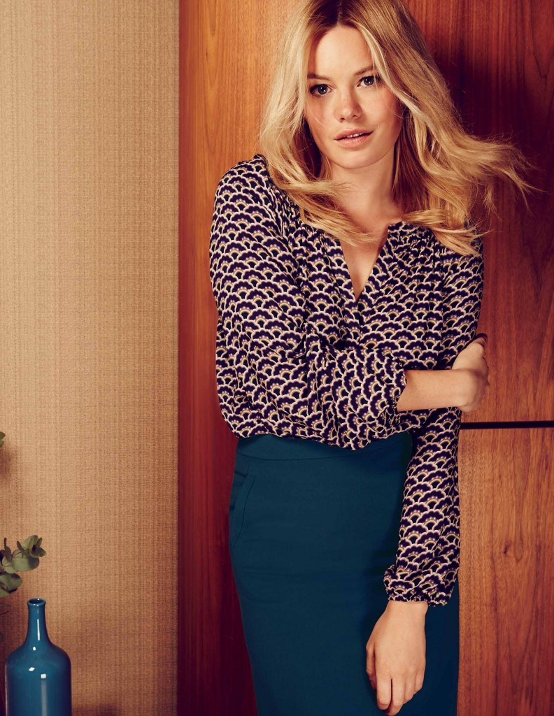 Dolly Top £60.03 click to visit Boden