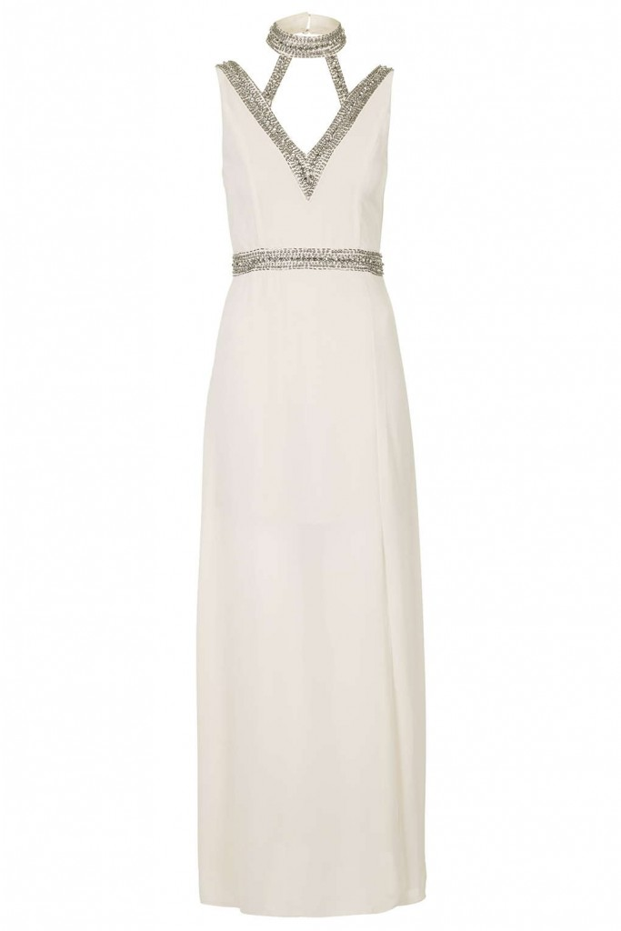 **Rubin Maxi Dress by TFNC     Price: £44.00 click to visit Topshop