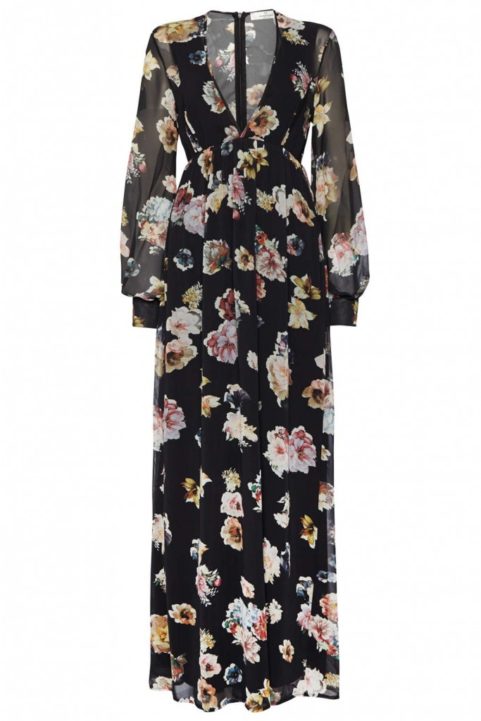 **Chiffon Maxi Dress by Oh My Love £59 click to visit Topshop