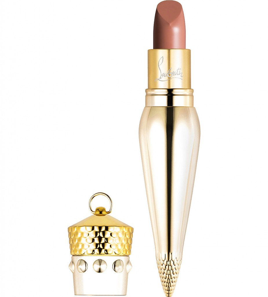 CHRISTIAN LOUBOUTIN Me Nude Silky Satin Lip Colour     £60.00 click to visit Selfridges