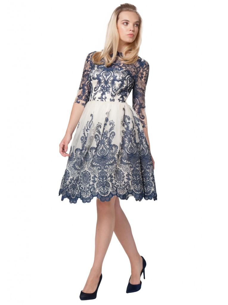 Chi Chi Georgina Dress £74.99 click to visit Chi Chi London