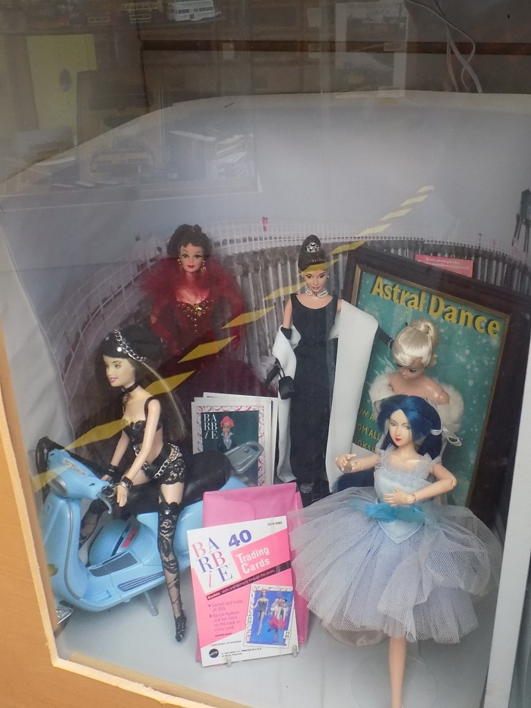 Barbie Collectables at Brooks Collectables centre