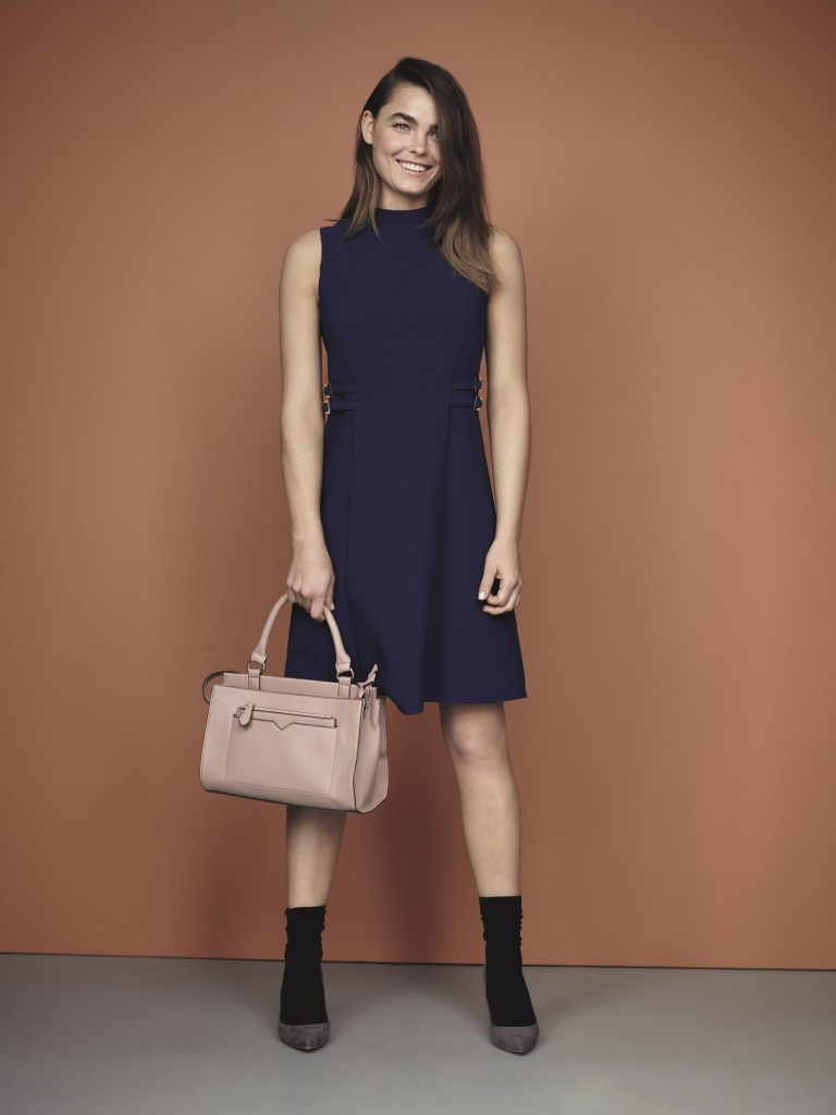F&F Dress --ú25 Bag - Shoes - Socks -