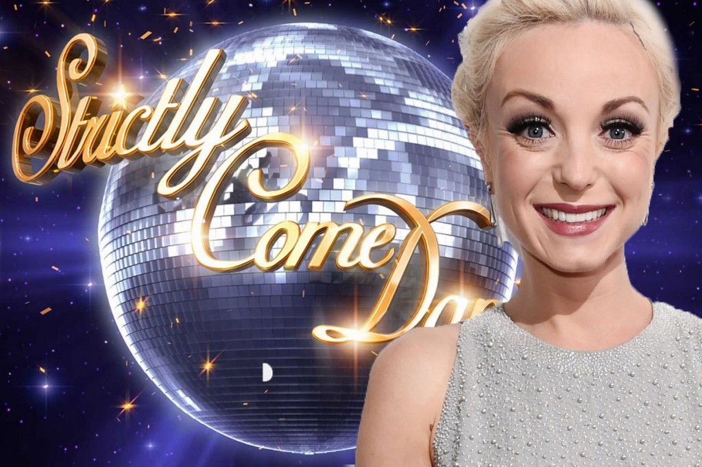 Helen George is on this year's show.