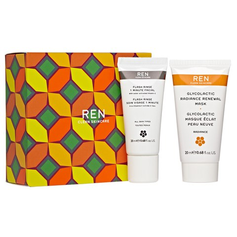 REN Perfect Skin Gift Set £14 click to visit HQ Hair